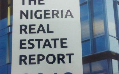 THE NIGERIA REAL ESTATE REPORT 2018  – UBOSI ELEH + CO.