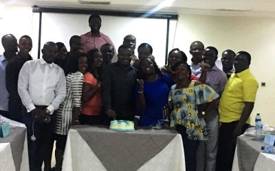 Charles Okorie's 2019 Birthday Celebration