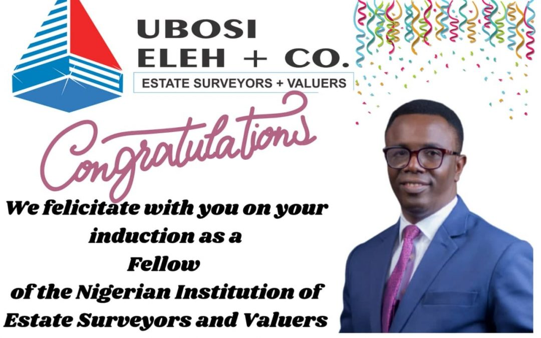 Congratulations to Olusanjo Fawole
