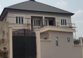 Godswill Estate Ojodu, Lagos State, 3 Bedrooms Bedrooms, ,3 BathroomsBathrooms,Apartment,For Sale,1011