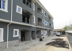 Badore, Ajah, Lagos State, 2 Bedrooms Bedrooms, ,2 BathroomsBathrooms,Apartment,For Sale,1194