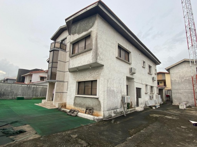 Lekki Phase 1, Lagos State, ,Detached House,For Sale,1297