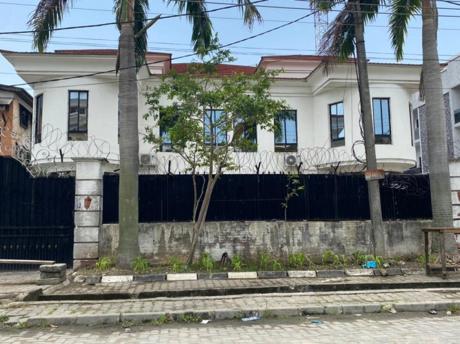 Lekki Phase I, Lagos State, ,Detached House,For Sale,1298
